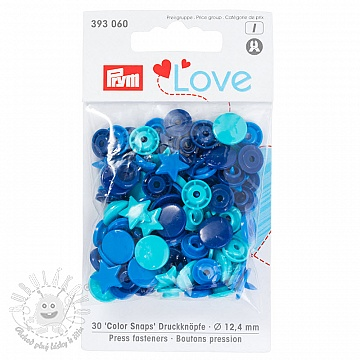 Colorsnaps PRYM Love Stars 1