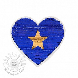 Flitre obojstranné Little hearts stars