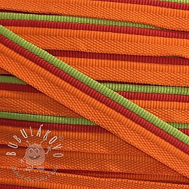 Paspulka Trio orange/lime