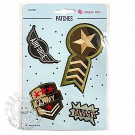 Sticker BIPP What Army