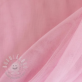 Tyl na TUTU light pink 160 cm