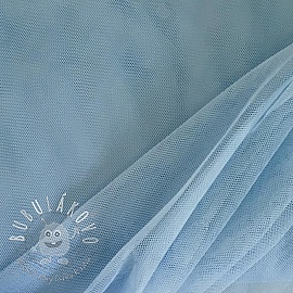 Tyl na TUTU light blue 160 cm