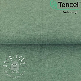 Úplet TENCEL modal dark mint
