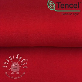 Úplet TENCEL modal red