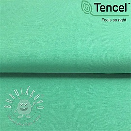 Úplet TENCEL modal sea green